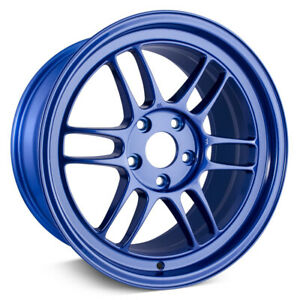 Enkei Rpf1 17x9 35 5x114 3 Blue set Of 4 3797906535bl