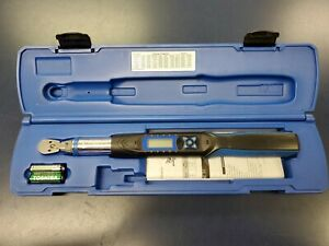 Cornwell Ctg2000 22 1ft Non slip Lcd Digital Electronic Ratchet Torque Wrench