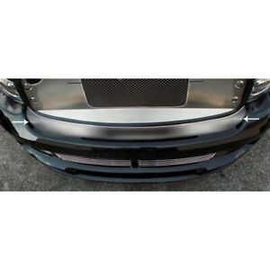 Brushed Stainless Steel Front Bumper Cap For 2004 2005 Dodge Ram 1500 Srt 10