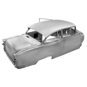 Real Deal Steel C55sd 12 1955 Chevy 2 Dr Sedan Body With Dash