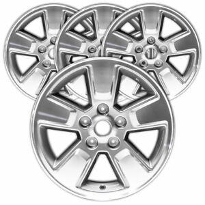 16 Machined charcoal Rim By Jte For 2008 2012 Jeep Liberty 16x7 set Of 4