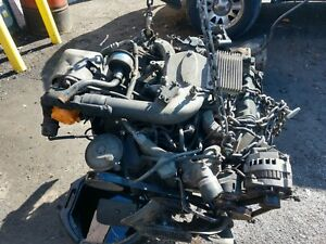 1994 97 Chevy Gmc 2500 3500 6 5l Vin F 8th Digit Turbo Diesel Engine Complete