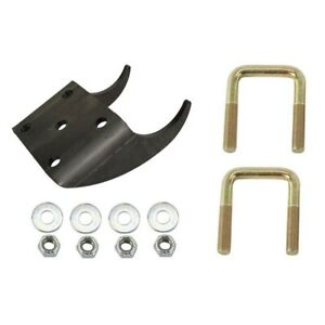 Speedway 91633012 Hotrod Standard Ride Height Front Frame Perch Kit