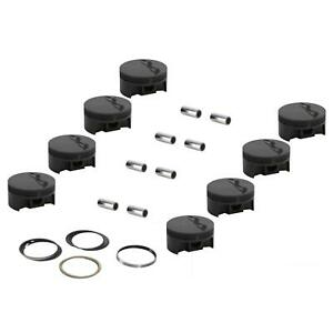 Mahle 930200340 Forged Flat Top Pistons 4 040 Bore Sbc