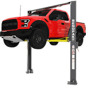 Bendpak 5175991 Two Post Vehicle Lift Lift 10k Lbs Asymmetric