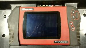 Snap On Modis 12 2 W All Cables 15 Keys Extra Battery External Charger