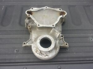 Mopar Small Block Timing Cover Water Pump Housing 273 318 360 340 Pn 2951698