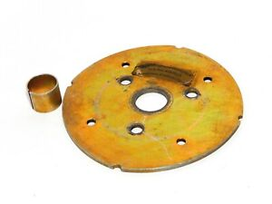 Msd 7 Sbc Crank Trigger Wheel And Sleeve For Magnetic Pick Up Only Rare Part