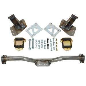1955 57 Chevy Ls Engine Mount And Transmission Crossmember Kit