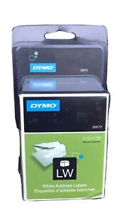 Dymo Authentic Lw Mailing Address Labels For Labelwriter Label 520 White