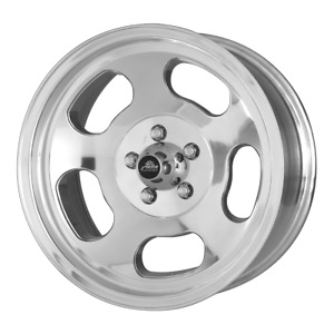 4 Wheels American Racing Ansen Sprint Polished 15x8 Jeep Rims 5x127 5x5 0