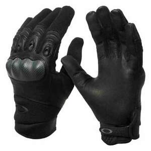 New Oakley Standard Issue Pilot Glove Black 94025a All Sizes