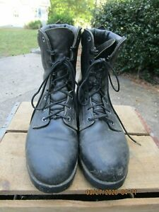 Total Fire Group Mens Sz 8 5 Wide Wildland Firefighting Boots Leather 3050 Nfpa
