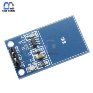 Ttp223 Capacitive Touch Switch Digital Touch Sensor Module For Arduino Gm