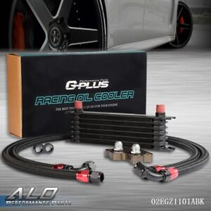 For Bmw Mini Cooper S Supercharger R53 Engine Works 7 Row An10 Oil Cooler Kit