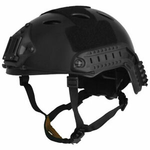 LANCER TACTICAL ABS Maritime Medium Large Black Airsoft Helmet CA 805B $69.00