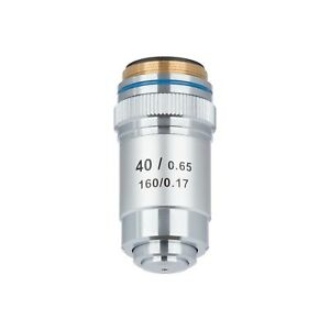Ken a vision 40x Achromatic Microscope Objective Lens In Plastic Canister