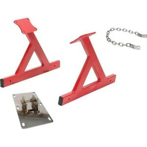Speedway Gm Ls V8 Engine Storage Stand With Lift Plate Chain