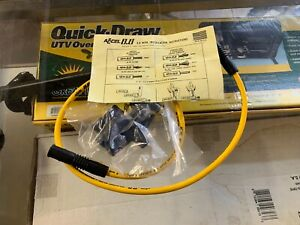 Accel 8 8 Custom Fit Spark Plug Wire Yellow