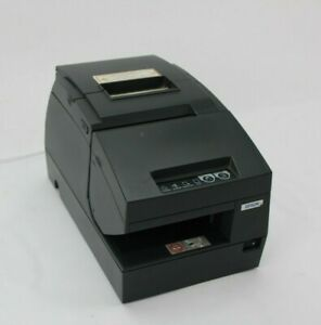 Epson Tm h6000iii M147g Thermal Receipt Printer With Check Imprinter