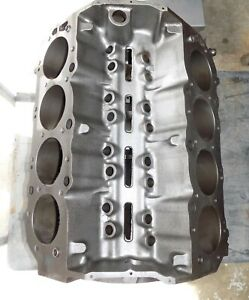 1966 66 396 360 Hp Ss Chevelle Bbc Engine Block 3855961 Ef E 19 6 4 Speed