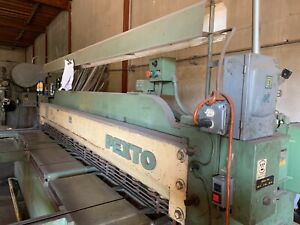 10 Power Shear Pexto retirement Sale