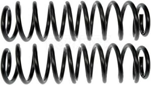 Fits 2005 2010 Mustang Coupe 4 0l 4 6l Engine Right And Left Rear Coil Springs