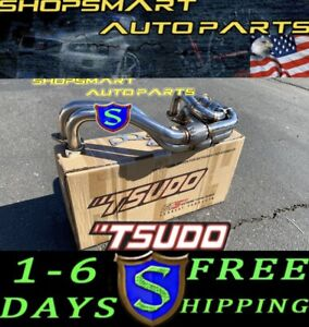 Tsudo Unequal Length Uel Race Headers For Scion Frs 13 14 15 16 Fa20