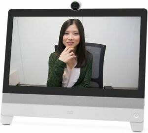 New Cisco Webex Cp dx80 k9 Video Conferencing Hd Display Camera System