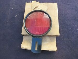 Nos Rare Stimsonite Reflector Guide Tag Topper Chevy Ford Dodge Buick