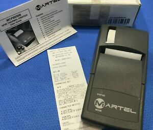 Martel Portable Infra red Thermal Printer Reference Mcp8850b Kp