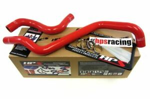 Hps Red Silicone Radiator Hose Kit For Chevy 05 07 Cobalt Ss 2 0l Supercharged