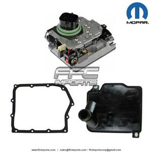 62te Transmission Mopar Solenoid Block Filter Kit 2006 up 6 Speed For Chrysler