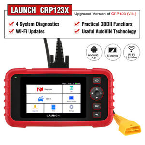Automotive Scan Tool Full Obd2 Scanner Engine Abs Airbag Codes Read Diagnostic