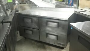 Used 60 True Twt 60d 4 Refrigerated Work Top Counter
