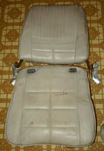 1964 1965 1966 Thunderbird Galaxie Bucket Seat Track Lh Driver Front