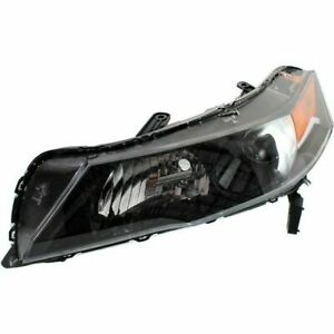 Fits For Acura Tl 2012 2013 2014 Headlight W hid Left Drive 33151tk4a11
