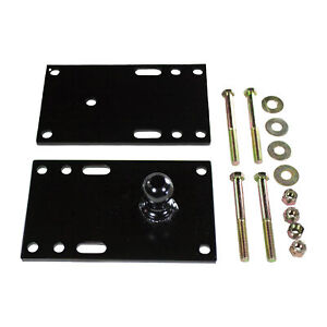 Husky Towing Trailer Sway Control Kit Clamp on No Drill Frame Up To 6