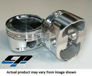 Cp Pistons 4 310 Bore 8 5 1 C r For Chevrolet Big Block Open Chamber 496 Engine