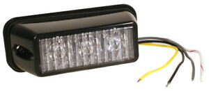 Grote 77463 Yellow Led Directional Warning Light