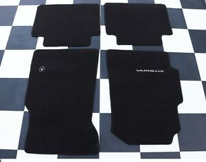 For Acura Honda Integra Type R Dc2 Carpet Set Floor Mat Mats Black Lhd 1995 2001