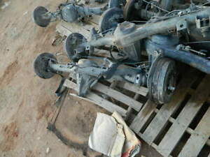 05 06 Toyota Tundra Acc Cab V6 4 0l 2wd 4x2 Rear Differential Axle Complete