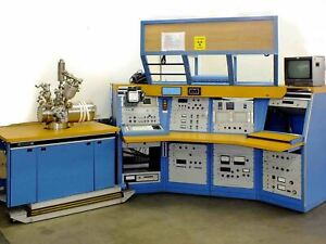 Physical Electronics vintage Phi Scanning Auger Electron Microscope Supersam