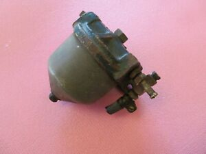 Original Ford Gpw Jeep F Marked Fuel Filter