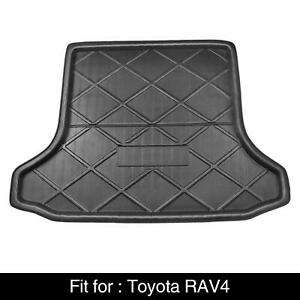 Automobile Rear Trunk Boot Liner Cargo Mat Floor Pad For 2001 2005 Toyota Rav4