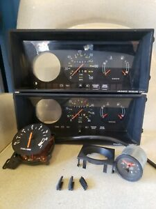 Volvo 240 Turbo Gauge Instrument Cluster R0 960 R 980 With Tachometer