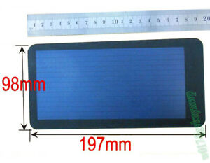 1pcs Waterproof Thin Film Flexible Solar Cell Panel Battery Charger 2v 660ma 1w