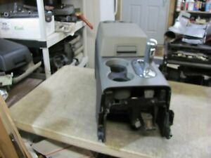 2004 2008 Ford F150 Bucket Seat Center Console Assembly Oem