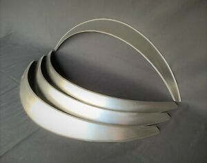 Universal Metal Fender Flares Style 1 2 Wide 4 Total hand made