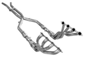 For 2010 2015 Camaro Ss Ls3 L99 6 2l Arh American Racing Catted Headers 1 7 8